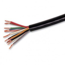 (Ref 133) 12 core Towbar Cable suitable for 13-pin towbar sockets & trailer or caravan plugs Sold per metre
