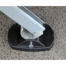 (Ref 140P) kopad Caravan Corner Steady feet Set of 4 Designed to help spread the load especially useful on soft ground.