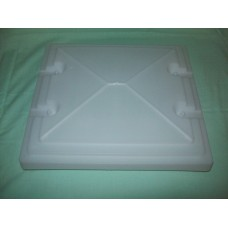 (Ref 239) Caravan Motorhome MPK 280x280 Roof sky Light vent Dome Opaque MPK model  28 / 29 Spares / Parts Replacement Part For Caravan Motorhome