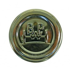 (Ref 280H) BPW 73mm Grease Cap for BPW Brake Drums with Sealed ECO Bearing Caravan Trailer