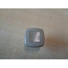 (Ref 386N) Replacement Caravan Window stay tightening knob grey Spares used in good condition