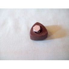 (Ref 386X) Ellbee Replacement Caravan Window stay Knob Brown used in good condition