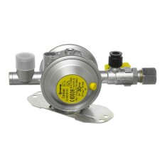 Regs (Ref 87) 01294-66 Truma Gas low Pressure Regulators 8mm Complete with Test Point regulator For  Caravan Motorhome Horse Box