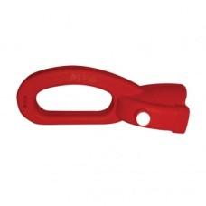 (Ref 147) AL-KO 690244 Handle Plastic Red  Rt Hand  AKS 3004 Caravan Trailer Horse box Catering