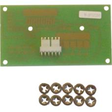 (Ref 61E) Carver Fanmaster Replacement Circuit board Slider control CARAVAN MOTORHOME