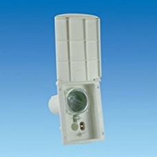 (Ref 266C) Filtapac Mk 2 Complete Inlet  Housing with Filter Ivory  F105 Caravan Motorhome