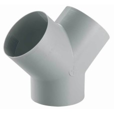 (Ref 219) 40191-01 Truma VENT TED2  blown air heating ducting Y pipe agate grey 65mm & 3000 / 5000 SERIES Truma Spares / Parts Replacement Part For Caravan Motorhome