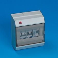 (Ref 233C) Powerpart PO104 Deluxe Consumer Unit with 5amp & 10 amp MCB Caravan Motorhome