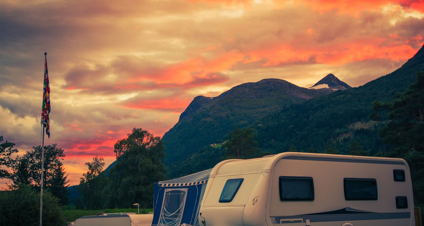 Touring Caravans, Parts & Accessories